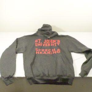 Champion St. John's University Gray Hoodie S